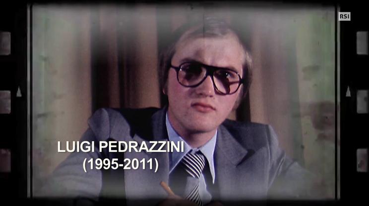 """... e passione"""": Luigi Pedrazzini"""