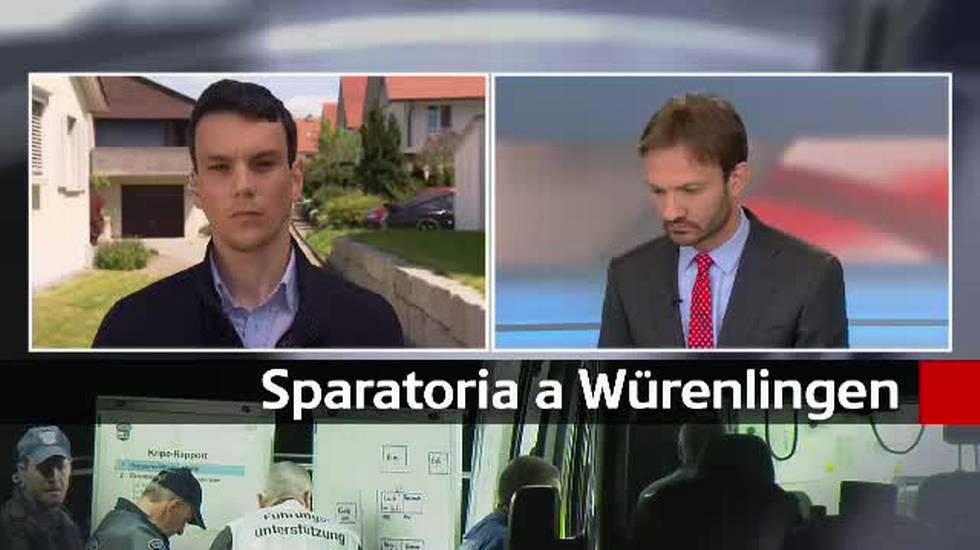 Diretta da Würenlingen