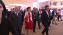 La Svizzera sfila a Expo 2015