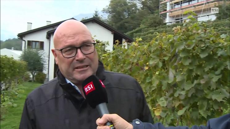 Il sindaco di Pianezzo Mauro Tognetti: è un sì importante per tutto il Ticino (RescueMedia)