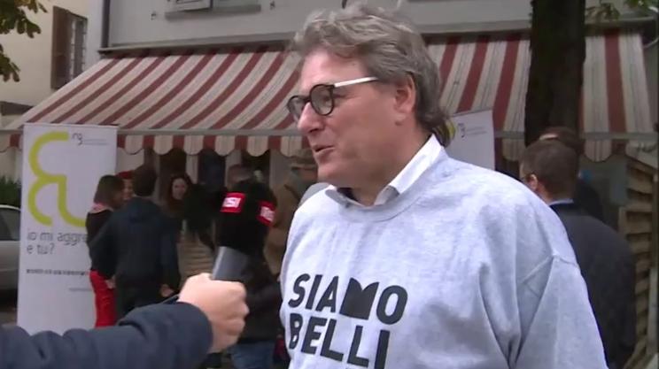 """Riccardo Calastri, sindaco di Sementina: """"la nuova Bellinzona è nata"""" (RescueMedia)"""