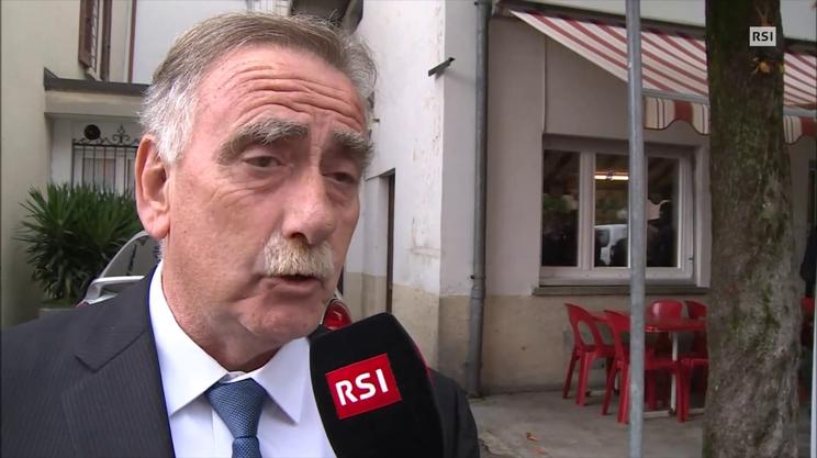 """Romeo Pellandini, sindaco di Gorduno: """"un risultato fantastico"""" (RescueMedia)"""
