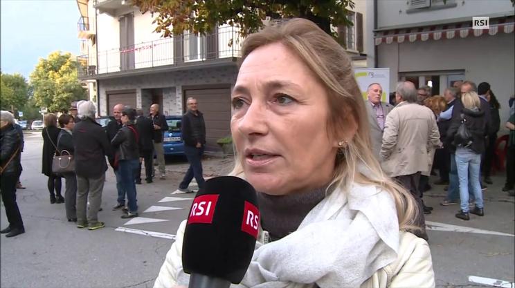 """Simona Zinniker, sindaca di Sant'Antonino: """"la decisione spettava alla popolazione"""""""