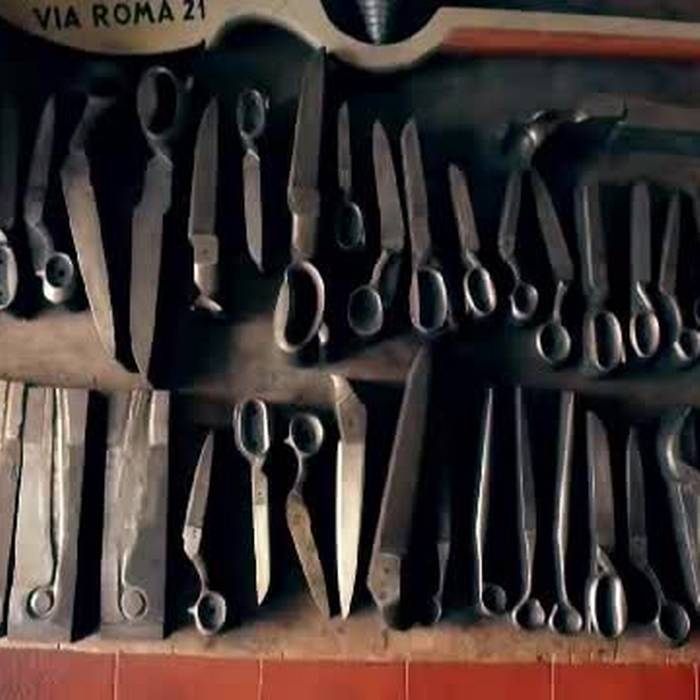 I distretti industriali: le forbici di Premana