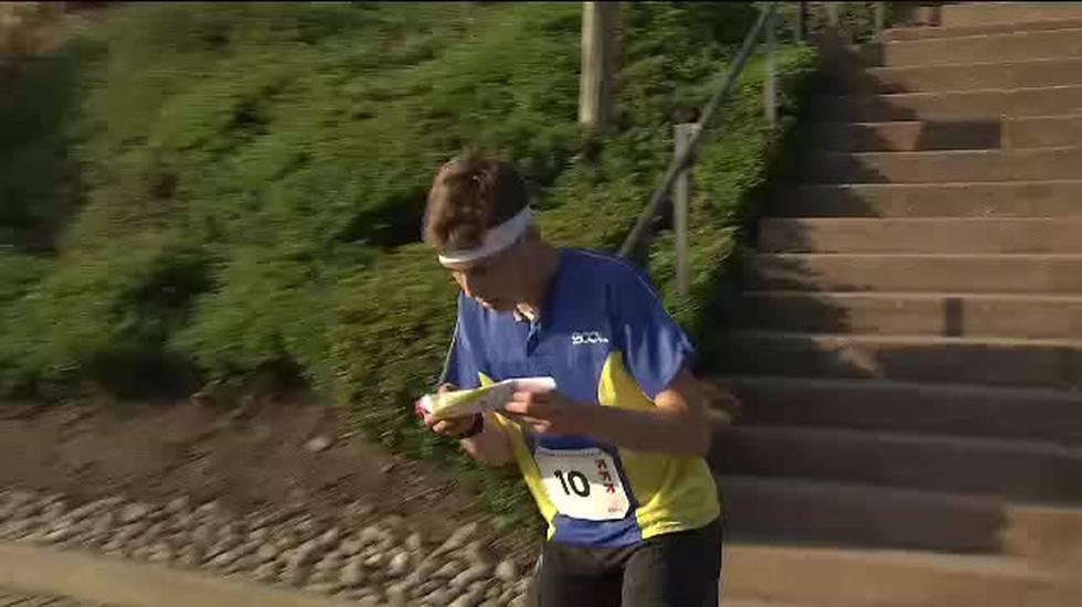 Corsa d'orientamento, il servizio sulla staffetta sprint di Comano (25.03.2017)
