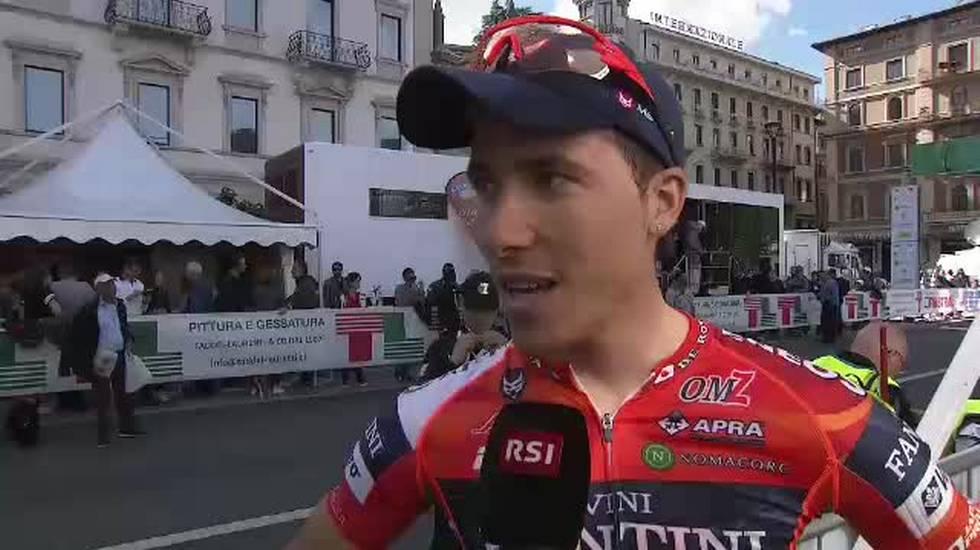 GP Lugano, l'intervista a Iuri Filosi (07.05.2017)