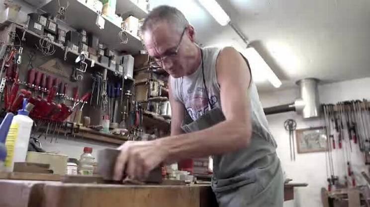 Artigiani coraggiosi: il restauratore