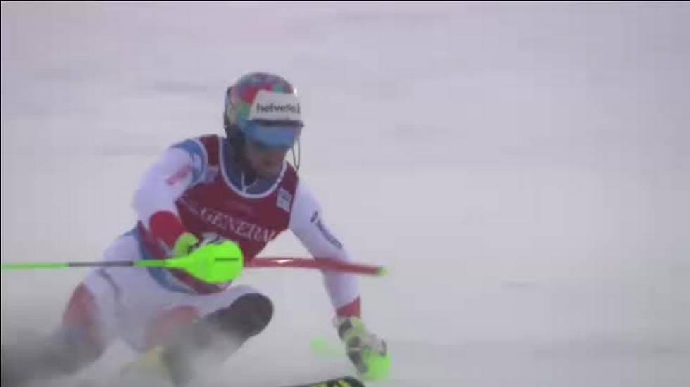 Slalom di Levi, il servizio (La Domenica Sportiva 12.11.2017)