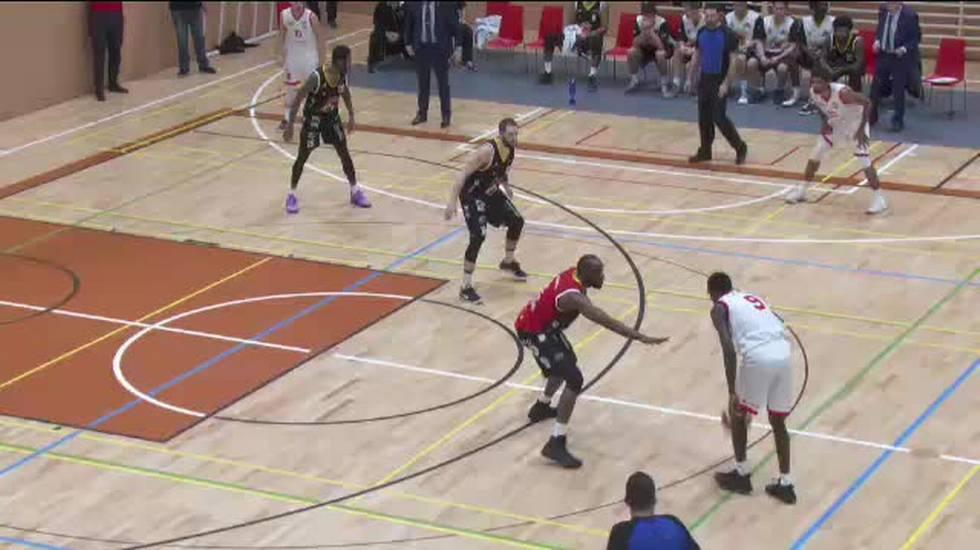 Basket, il servizio su Massagno-Lugano (La Domenica Sportiva 03.12.2017)