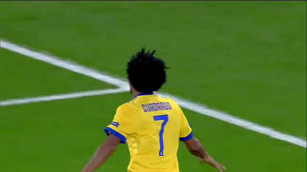 CL, la sintesi di Olympiacos-Juventus (05.12.2017)
