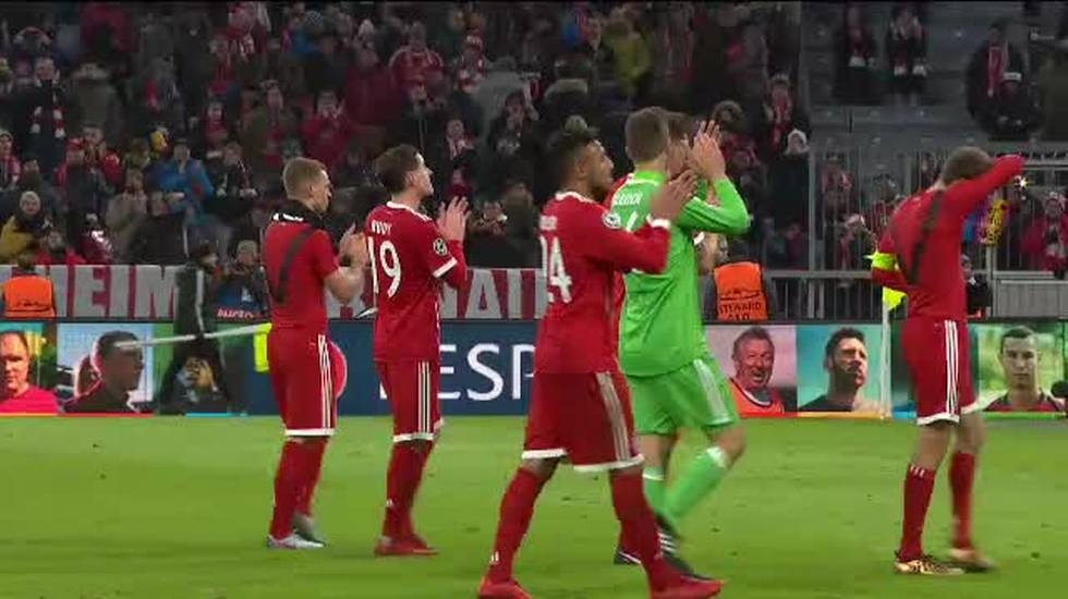CL, la sintesi di Bayern Monaco-PSG (05.12.2017)
