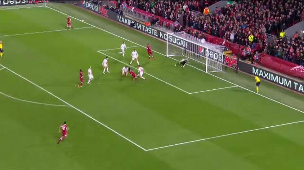 CL, la sintesi di Liverpool - Spartak Mosca (06.12.2017)