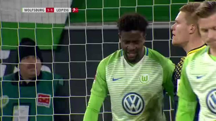Bundesliga, Origi mette alto da zero metri contro il Lipsia