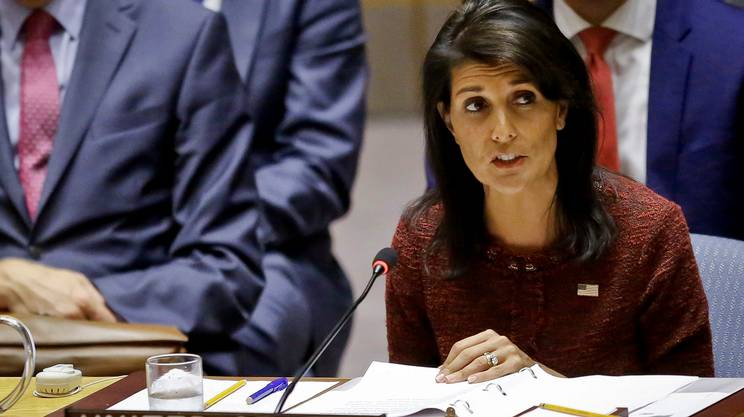 All'assemblea generale dell'ONU
