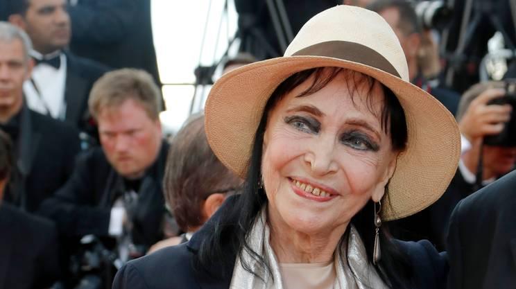 Anna Karina, morta l'attrice che fu musa di Jean-Luc Godard