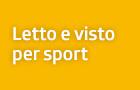 Banner letto visto sport