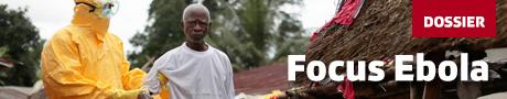 Banner Ebola