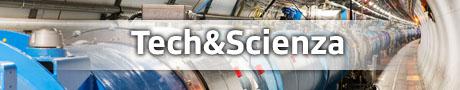 Banner Tech e scienza