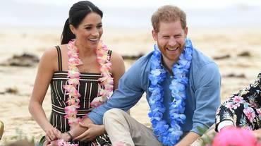 Felicità regale in Australia
