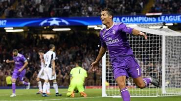 Rivincita Juve - Real in Champions