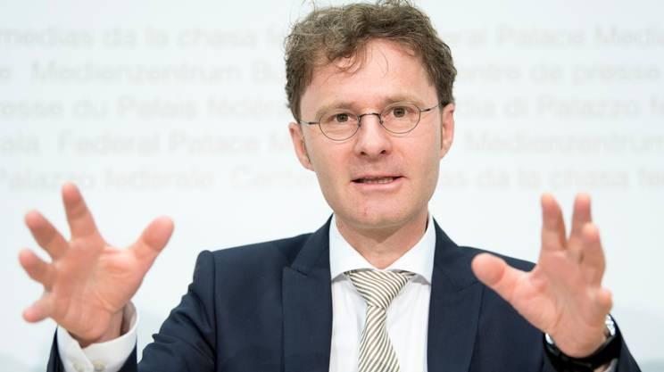 Daniel Lampart, economista presso l'Unione sindacale Svizzera: