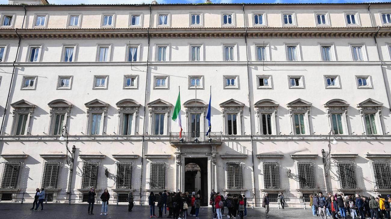 E a Palazzo Chigi andrà...