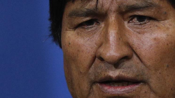 Evo Morales potrebbe riparare in Messico