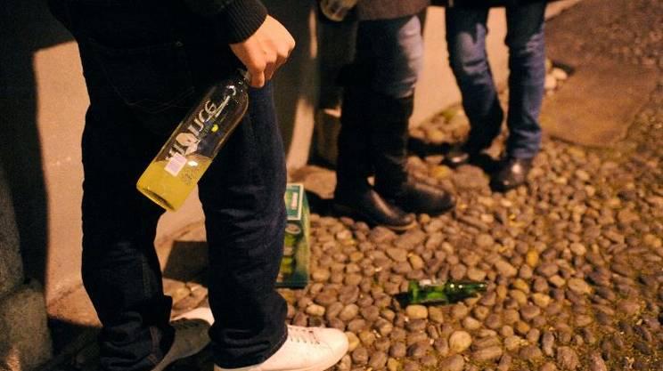 Sul fondo della bottiglia - Alcol - L'ebbrezza globale