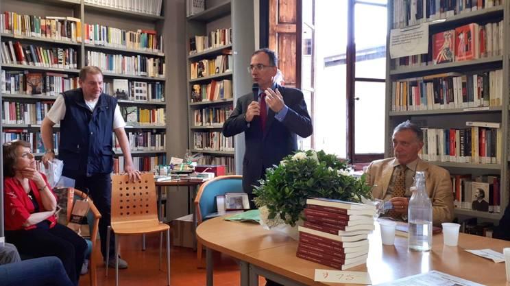 Franco Frattini premiato a Fiesole