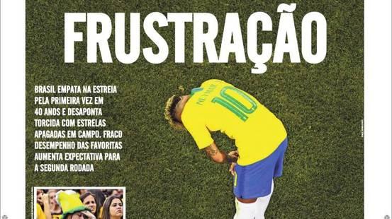 Brasile-Svizzera, dicono di noi ... all'estero