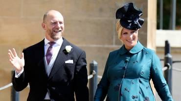 Fiocco rosa nella Royal Family