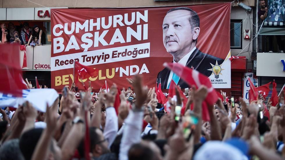 Kasımpaşa, quartiere e squadra di Erdoğan