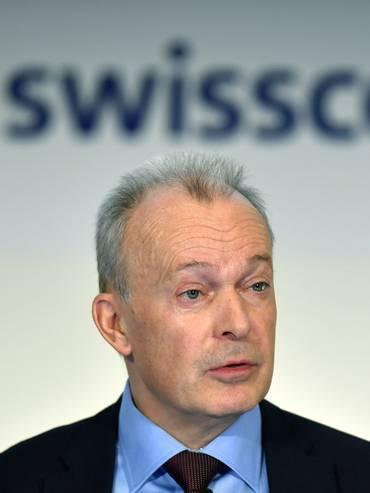 Il CEO di Swissom, Urs Schaeppi
