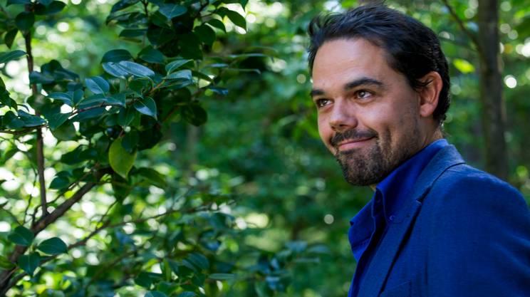 Il regista Mathieu Urfer