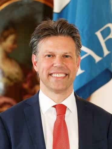 Il sindaco di Locarno Alain Scherrer
