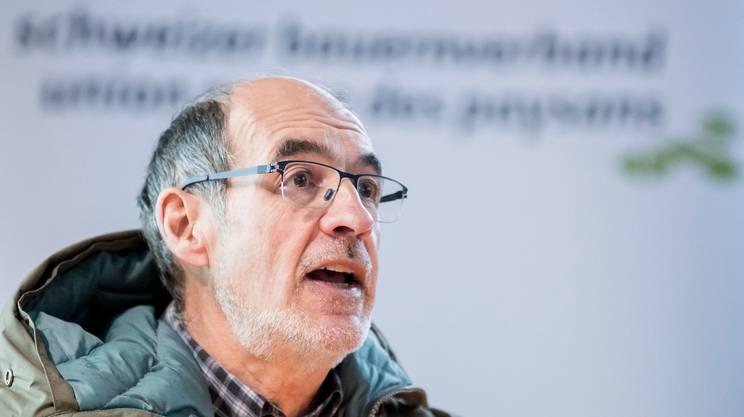 Jacques Bourgeois, consigliere nazionale PLR e direttore dell'USC