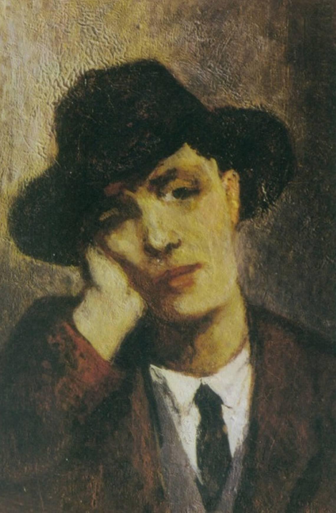 Jeanne Hébuterne, Ritratto di Modigliani, 1919