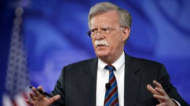 Trump nomina John Bolton