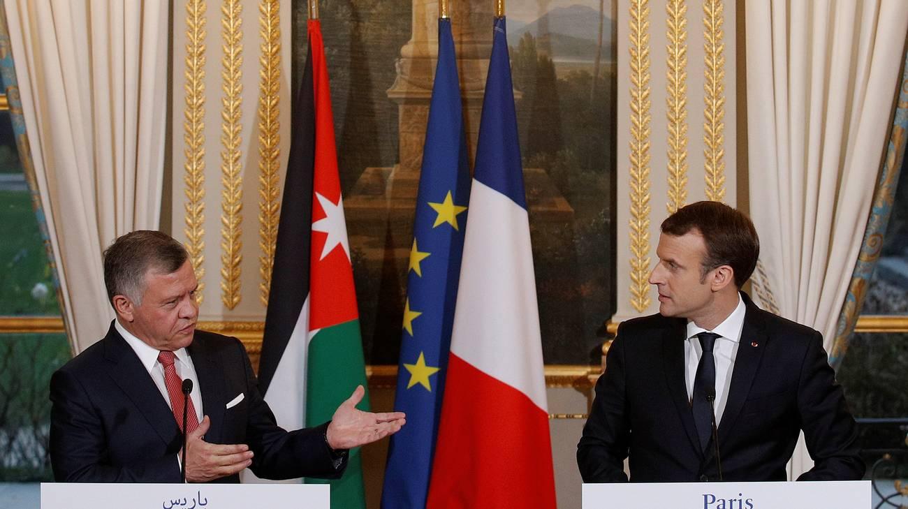 L'USI e Berna attendono la conferma definitiva dell'arrivo di Abdallah II di Giordania e Emmanuel Macron