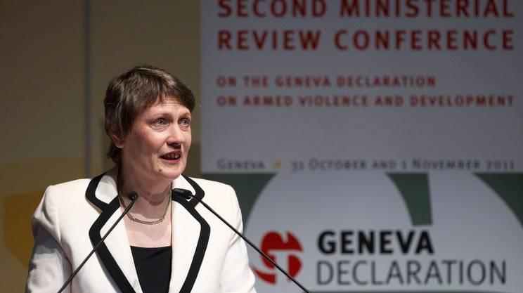 La neozelandese Helen Clark, che guida il Programma di sviluppo dell'ONU, responsabile dello studio