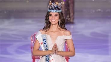Miss mondo è messicana