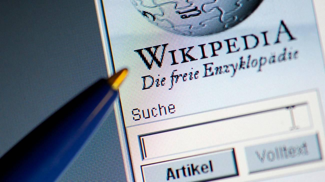 L'enciclopedia online più consultata