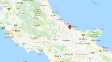 Scossa sismica in Sud Italia