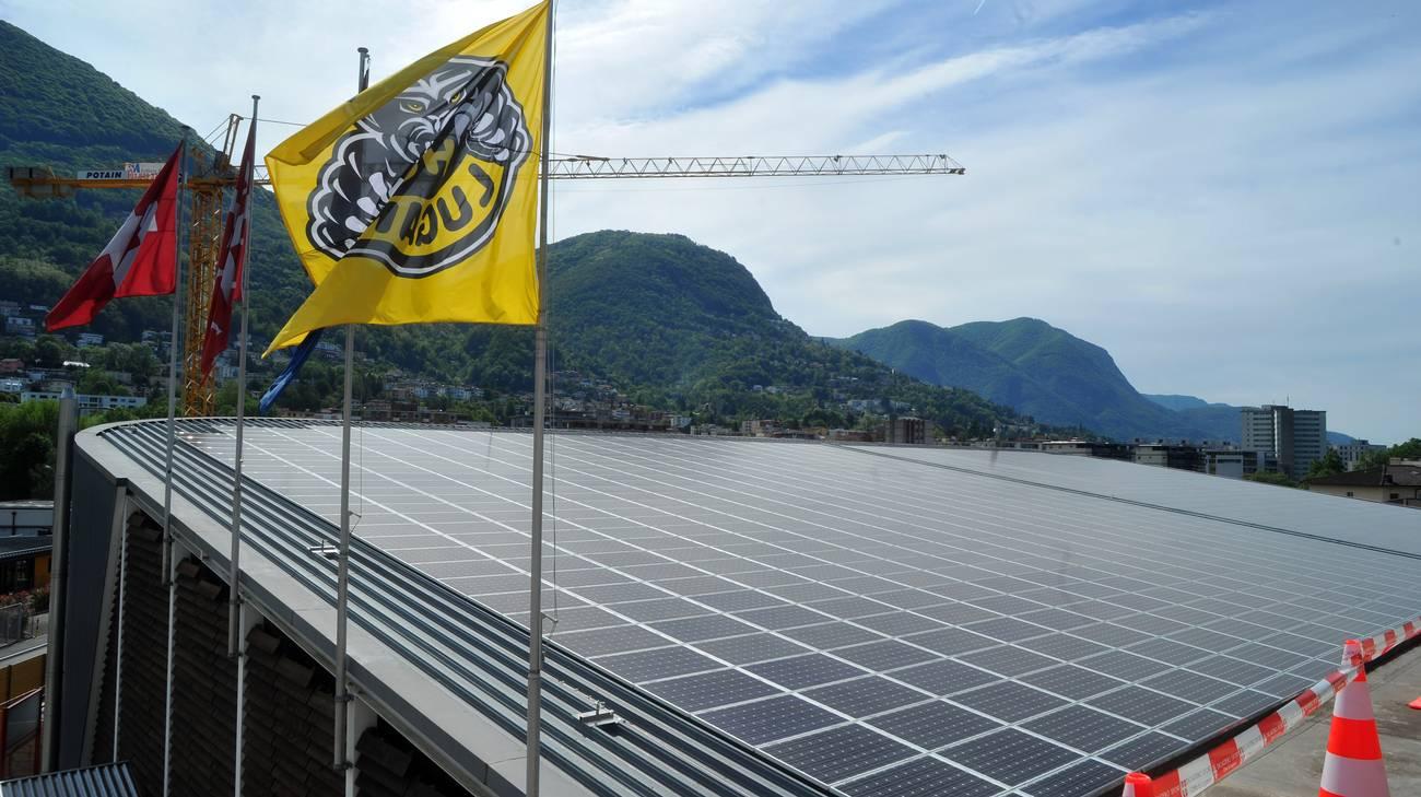 L'impianto fotovoltaico della Reseghina inaugurato sabato