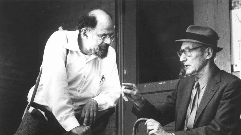 William Burroughs, il rock e la sperimentazione