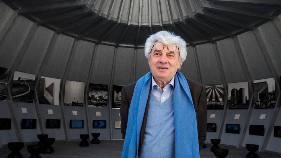 Opere di Mario Botta in mostra a Locarno