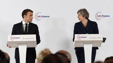 Intesa tra May e Macron
