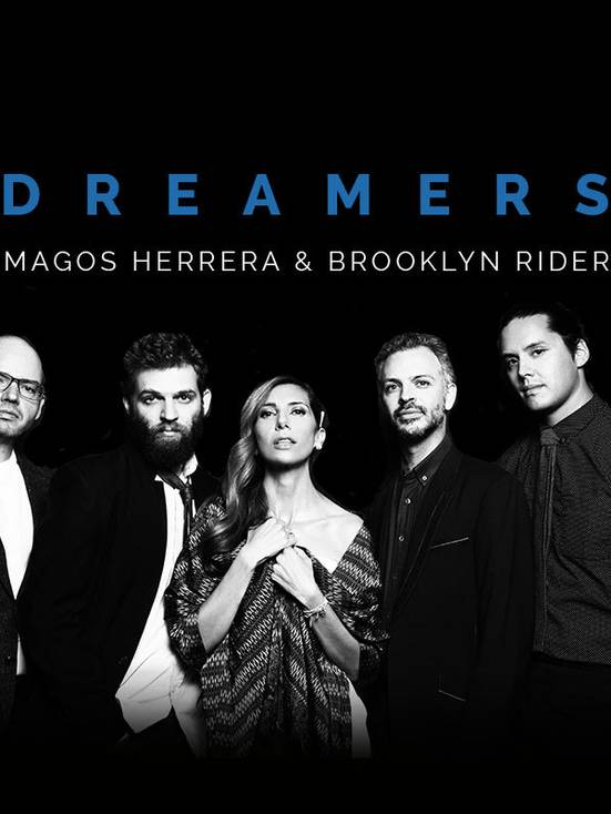 Magos Herrera & Brooklyn Rider