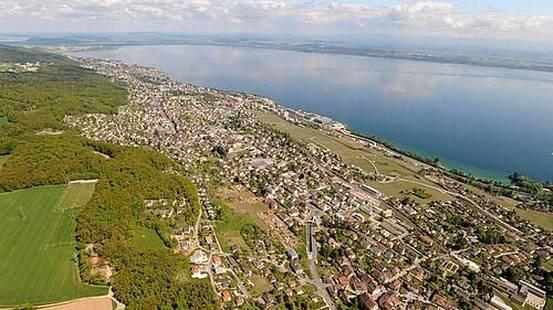 """Neuchâtel potrà esser """"grande"""""""