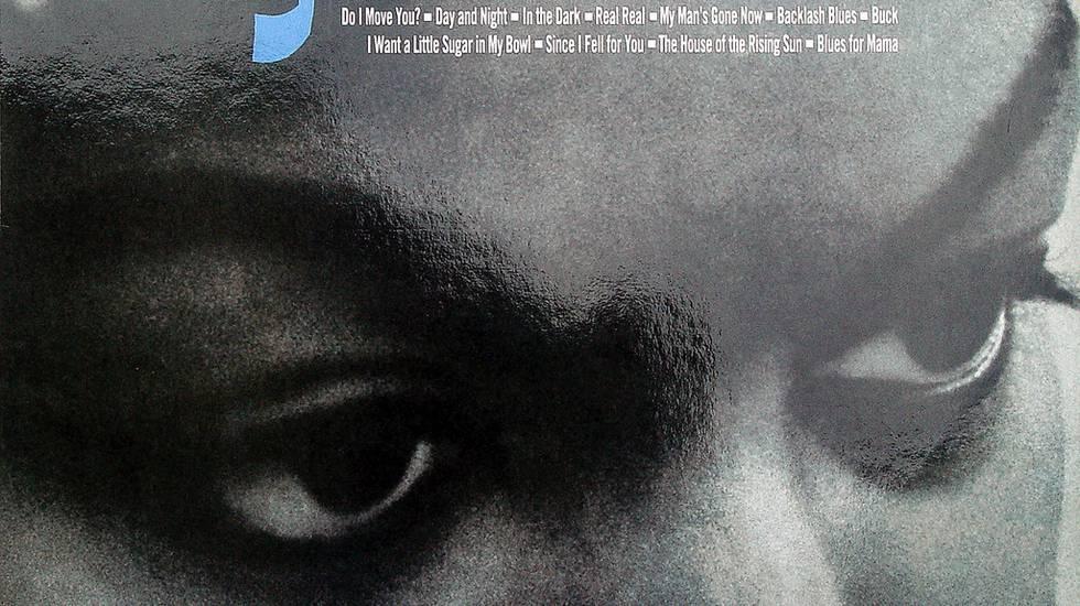 "Nina Simone: ""Sings the blues"" (1967)"